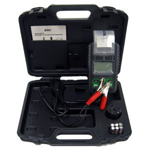 MOTIVE POWER BATTERY TESTER WITH PRINTER