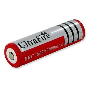 ULTRAFIRE, FLASHLIGHT, 18650, 3.7V  LITHIUM
