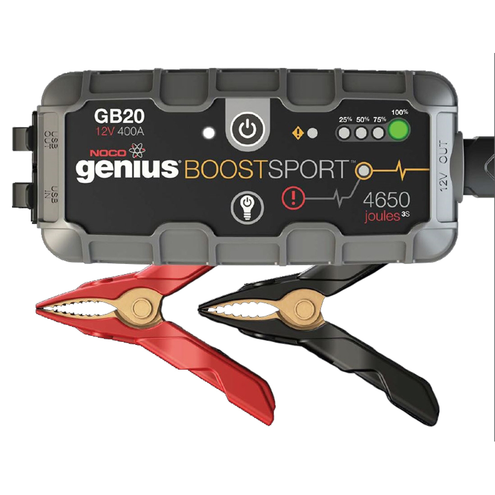 NOCO SPORT GB20 GENIUS BOOST 400A