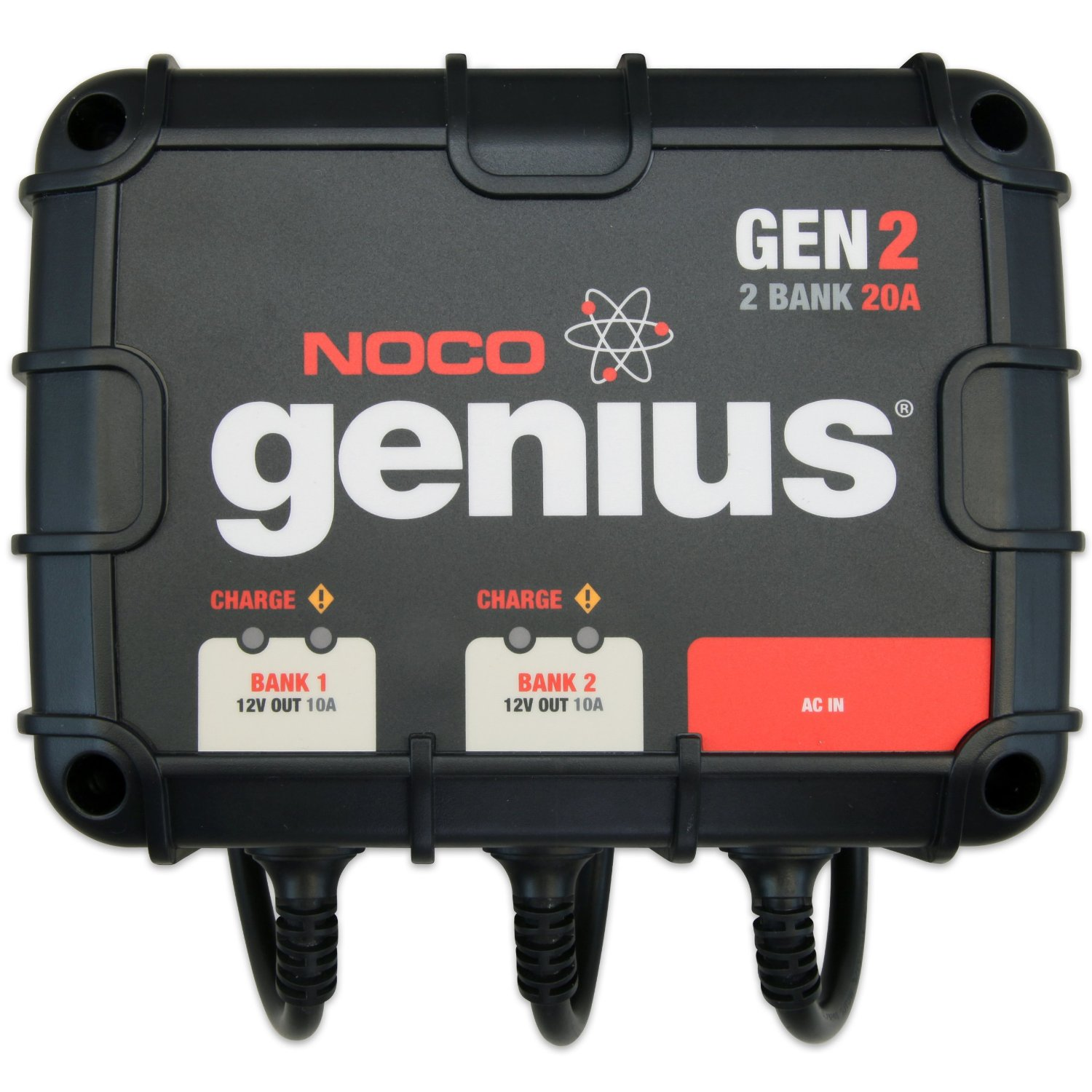 GENIUS 2 BANK 20AMP ONBOARD CHARGER