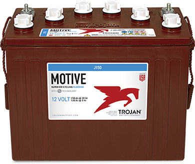12V TROJAN MARINE DEEP CYCLE