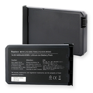 DELL 14.8V 4400MAH LI-ION