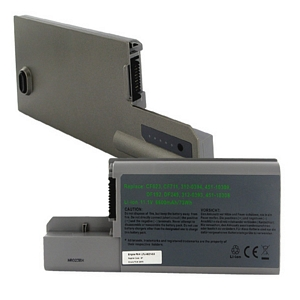 DELL 11.1V 6600MAH LI-ION