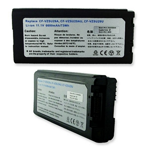 PANASONIC LAPTOP 11.1V 6600MAH LI-ION