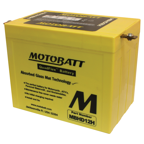 Motobatt 33AH CHD12H Replacement