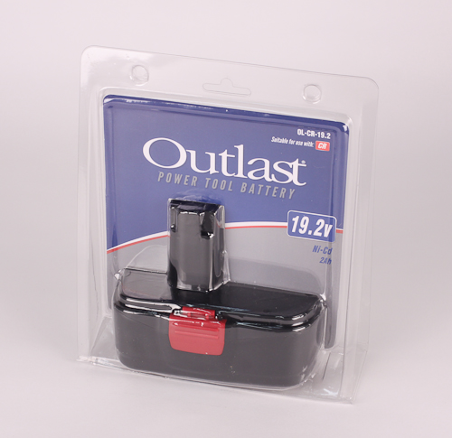 OUTLAST CRAFTSMAN 19.2V DRILL PACK