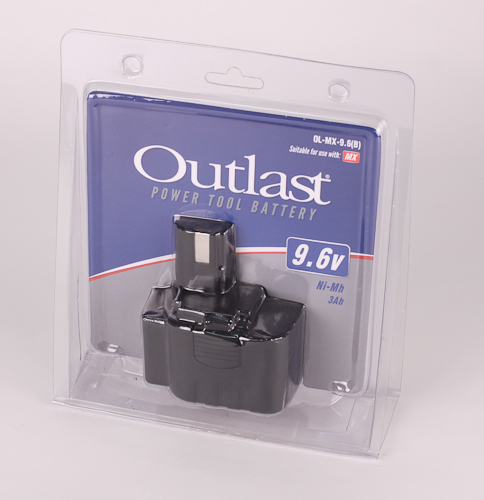 OUTLAST MAX REBAR TYING DRILL PACK 9.6V