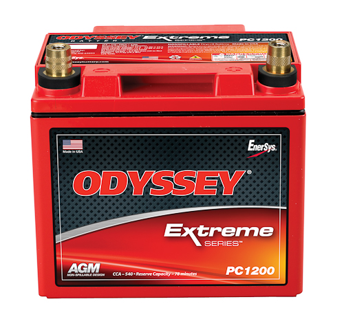 Odyssey Extreme PC1200MJT w/Metal Jacket