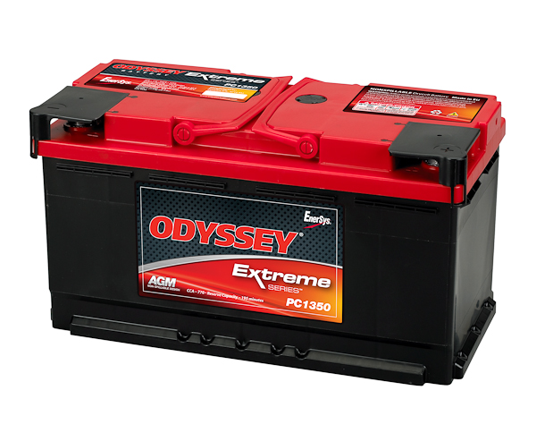 Odyssey Extreme Grp 49 770cca
