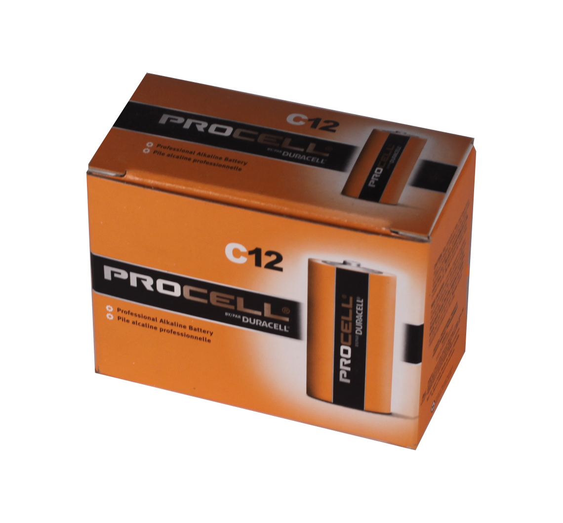 C PROCELL DURACELL