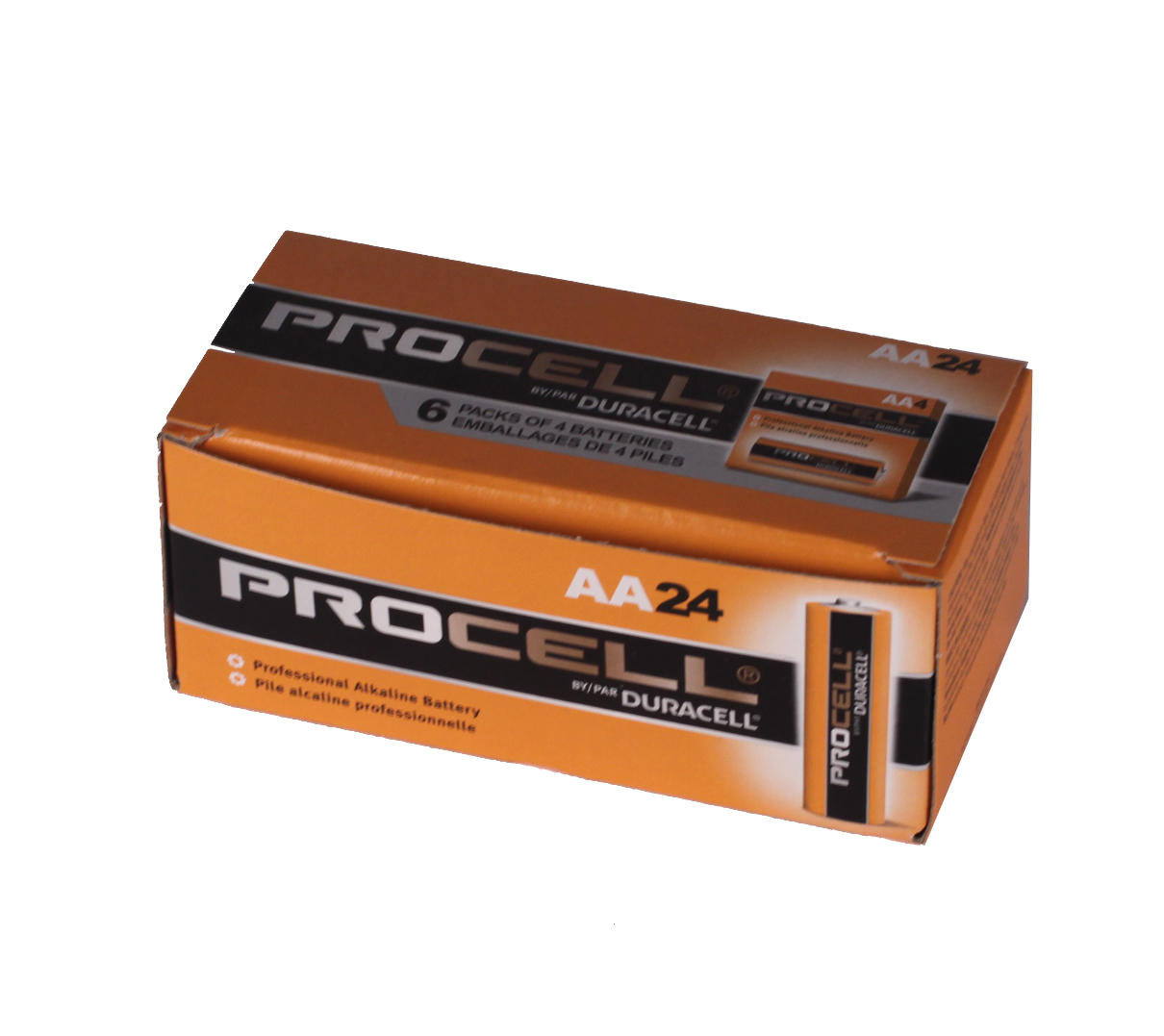 AA PROCELL DURACELL 24PK