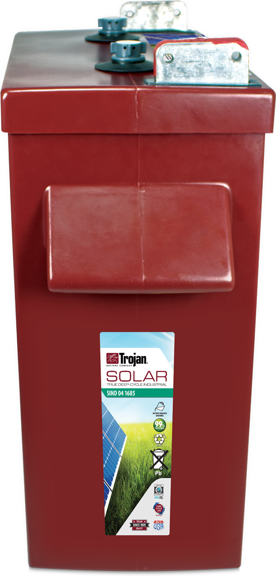TROJAN SOLAR INDUSTRIAL DEEP CYCLE BATTERY