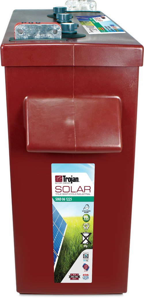 TROJAN SOLAR INDUSTRIAL DEEP CYCLE 6V 925AH