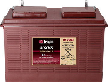 GRP 31 TROJAN DEEP CYCLE BATTERY