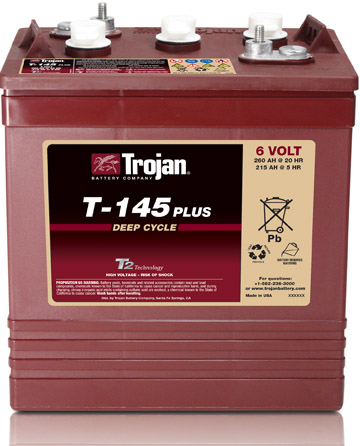 TROJAN 6V DEEP CYCLE