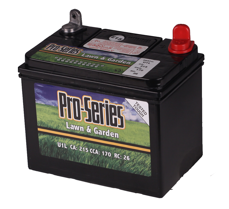 GRP U1 PRO-SERIES LAWN AND GARDEN BATTERY