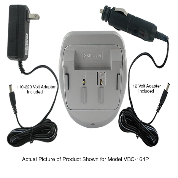 AC/DC NICAD/NIMAH CHARGER FOR 3.6V SHARP