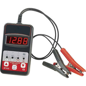 DIGITAL BATTERY ANALYZER