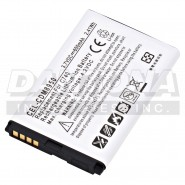 BATTERY FOR PANTECH MATRIX, C610,C740   3.7V 650MAH
